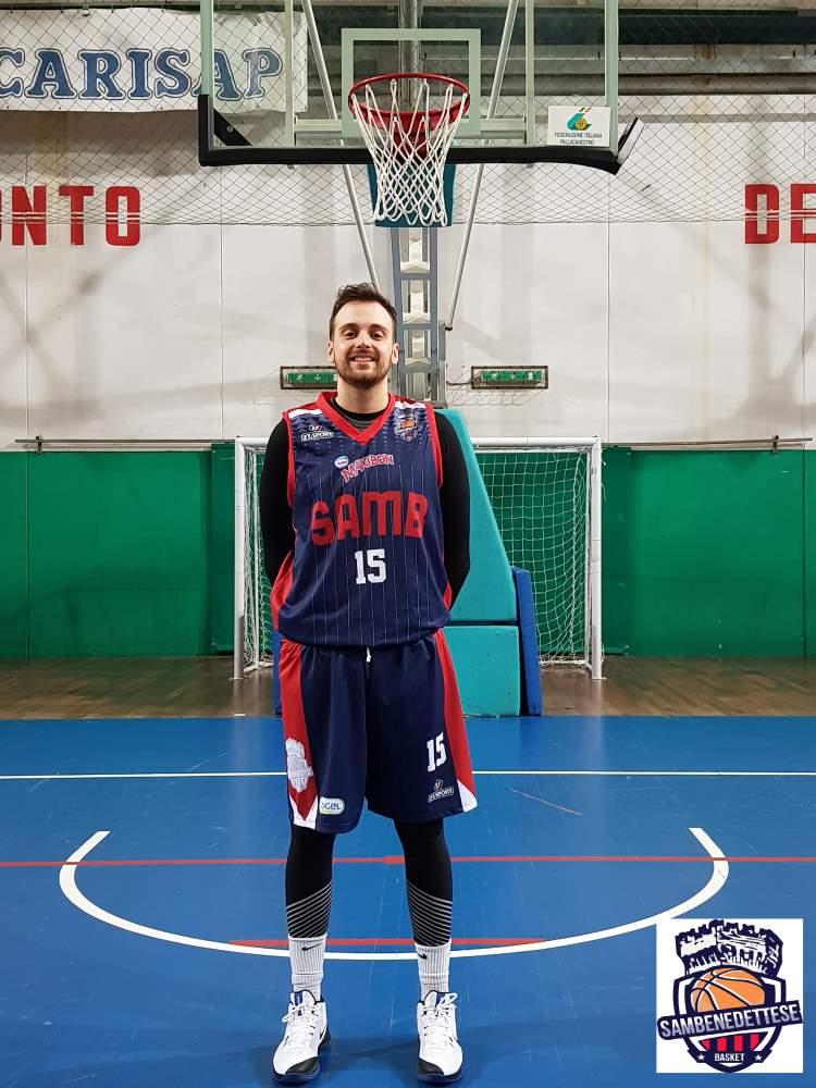 Colpo di mercato della Samb Basket