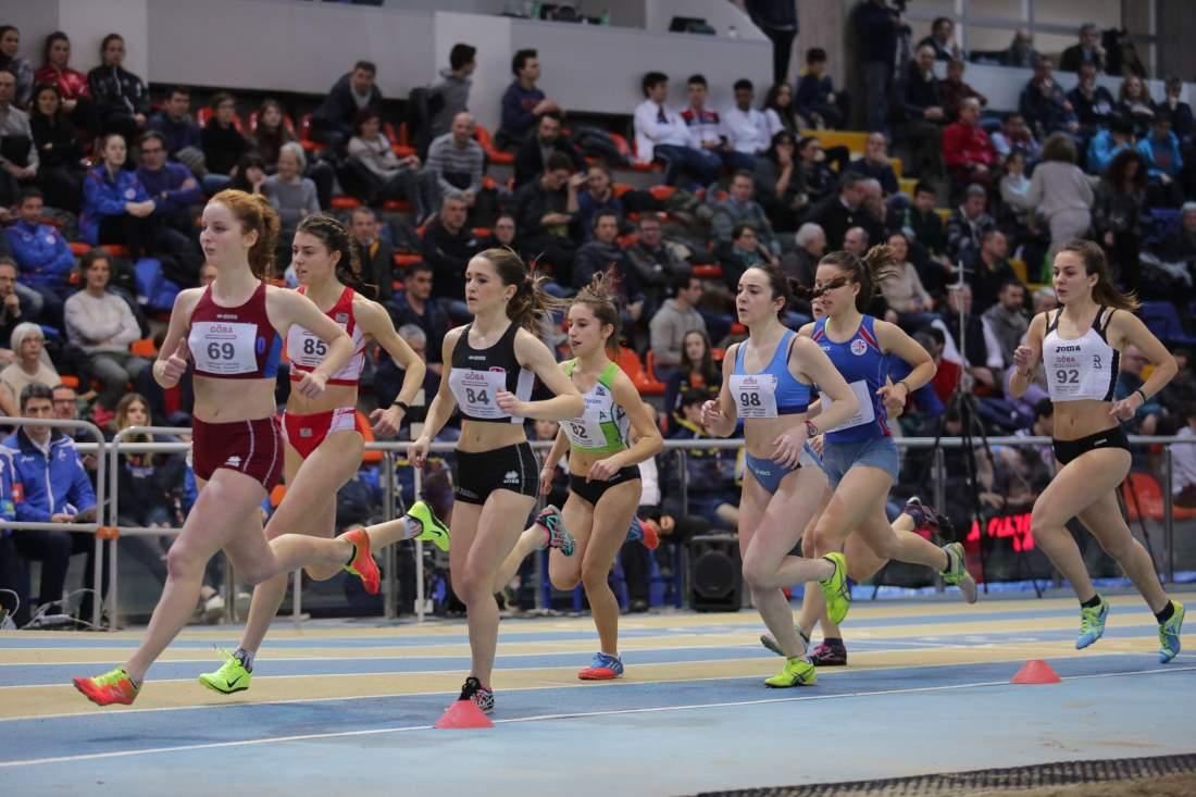 Atletica indoor ad Ancona per i titoli allievi