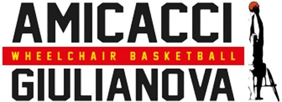 Basket in carrozzina: Amicacci – Santo Stefano 59 – 55