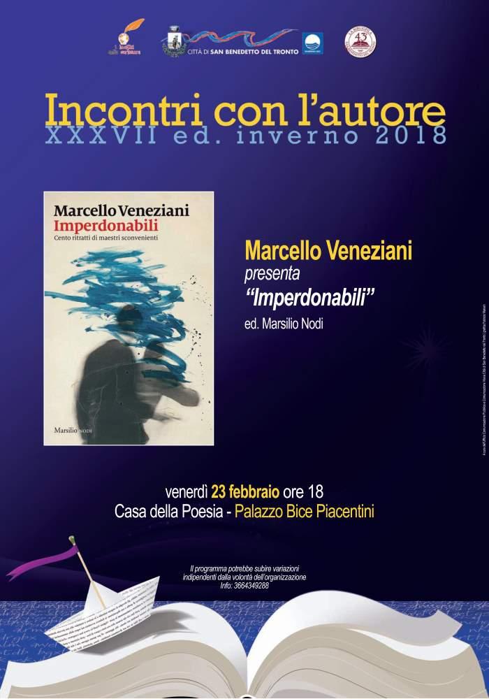"""Marcello Veneziani, """"Imperdonabili"""""""