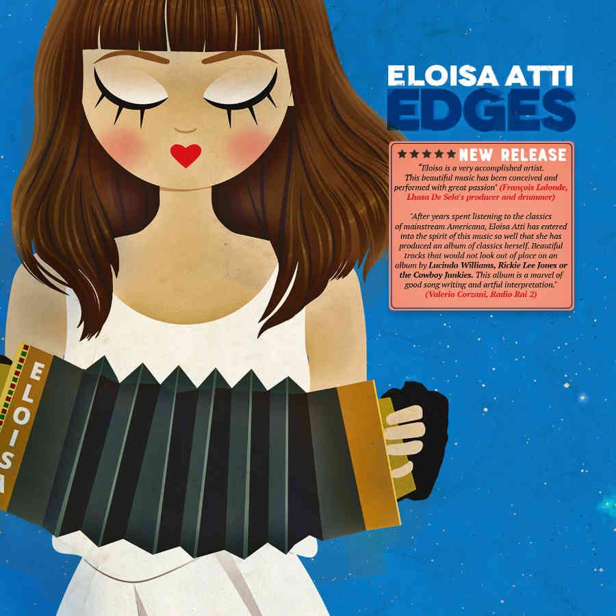 "Eloisa Atti ""Edges"""