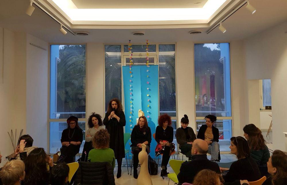 Sostantivo Femminile @ Palazzina Azzurra