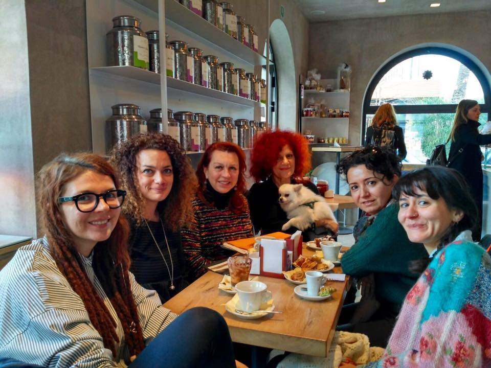 Sostantivo Femminile alla Palazzina Azzurra