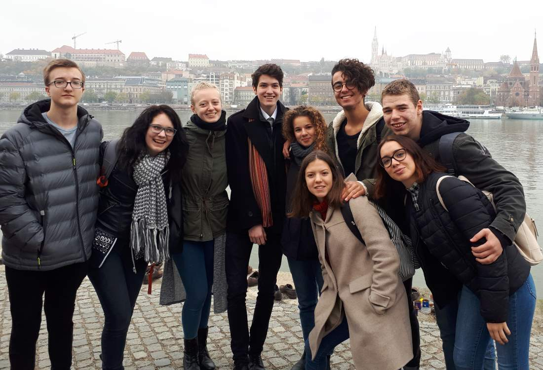Il Rosetti di nuovo in Europa con Erasmus