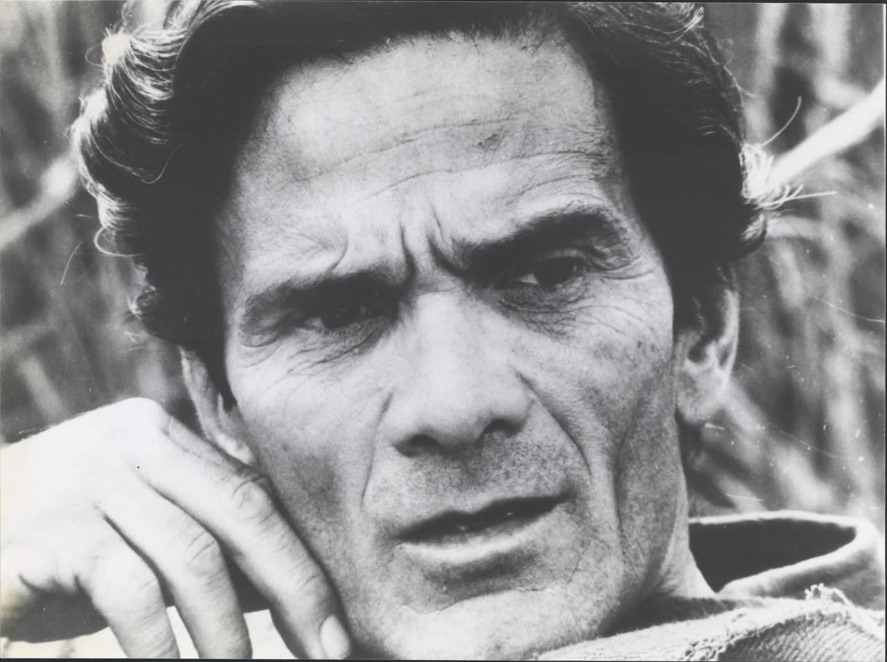 """Di Bonaventura, """"A Me"""" di Pier Paolo Pasolini"""