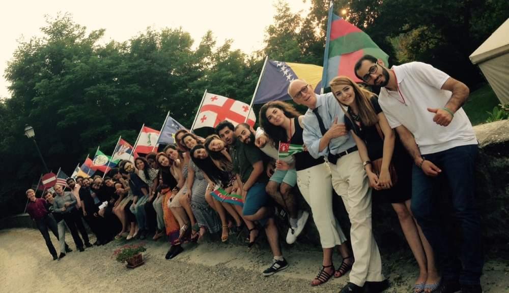 A UniMc i ragazzi della Cittadella della pace