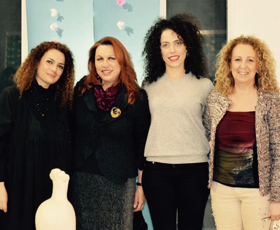 """Conclusa alla Palazzina Azzurra la mostra d'arte contemporanea """"Sostantivo Femminile"""""""
