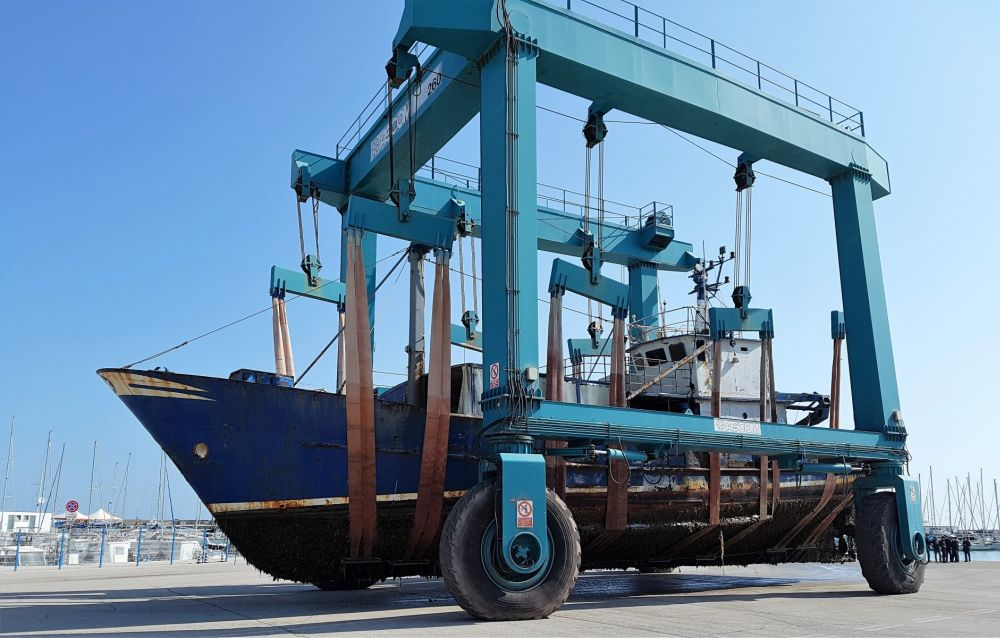 Le imprese nautiche della Cna per la sicurezza del porto