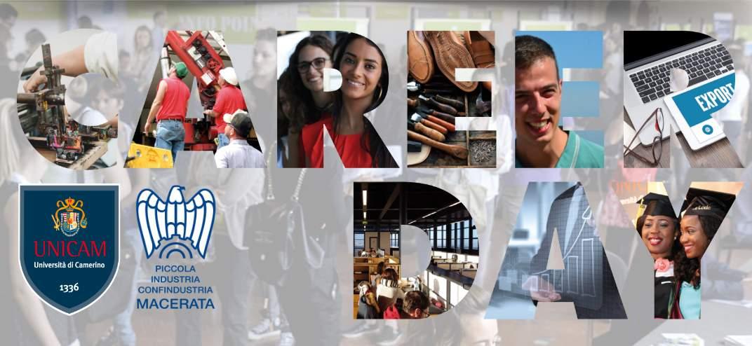 UniCam e Confindustria Macerata insieme per il Career Day