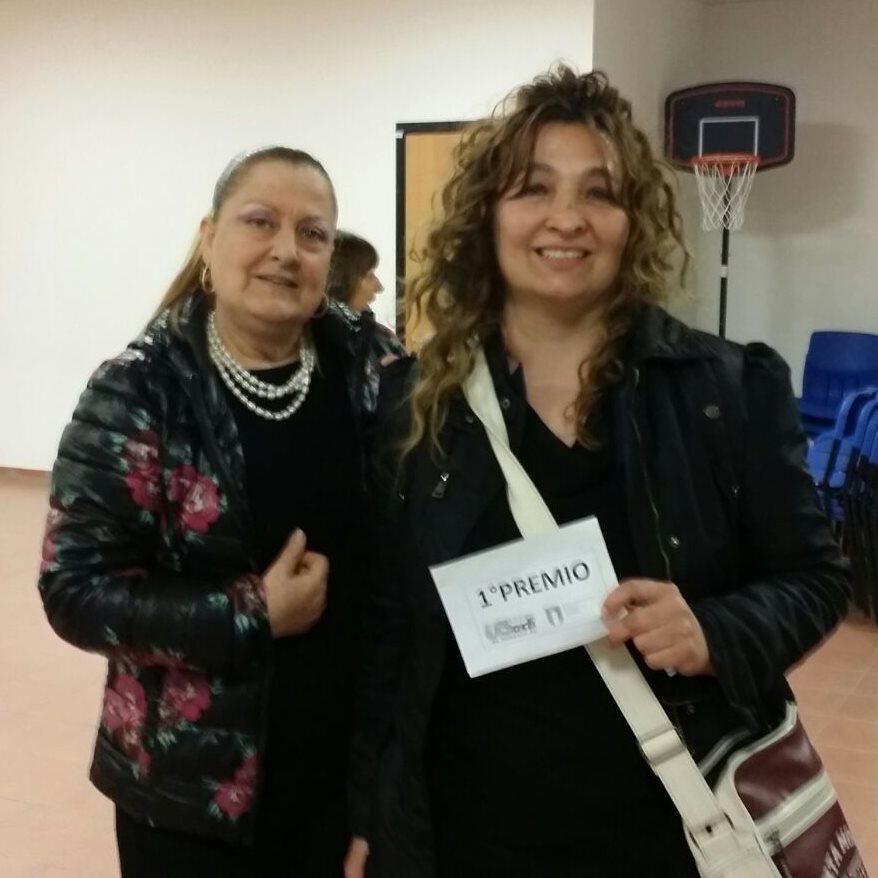 Nadia Vallorani ed Anna Ianni vincono la seconda tappadel Campionato provinciale singolo di burraco