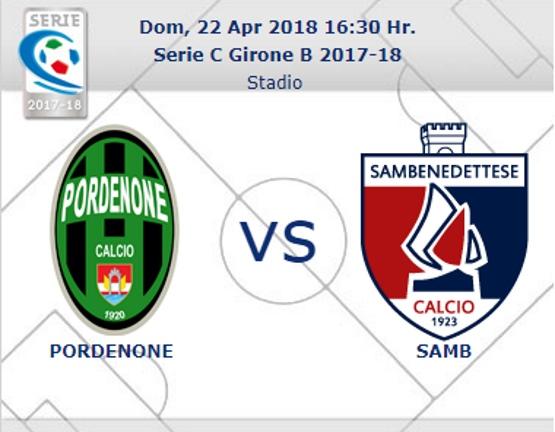 Pordenone – Samb: arbitra Daniel Amabile di Vicenza