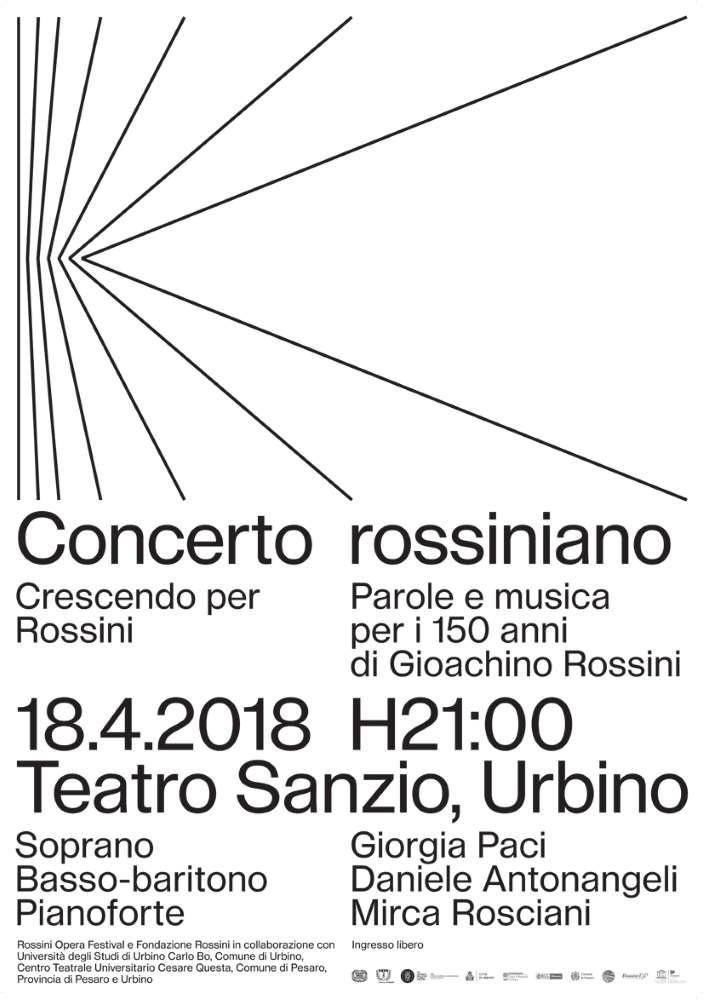 """Giornata finale del ciclo """"Crescendo per Rossini"""""""