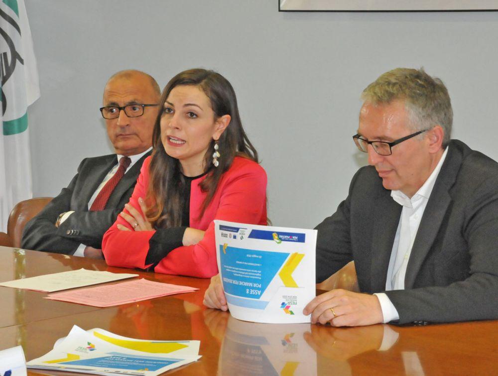 Oltre cento milioni di euro per il rilancio delle imprese nelle aree del terremoto.