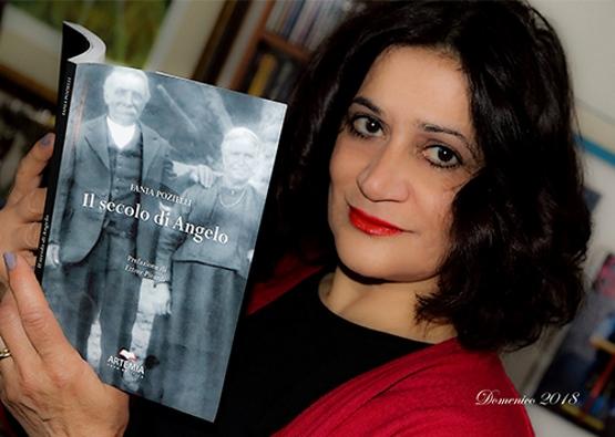 """Fania Pozielli, """"Il Secolo di Angelo"""": un libro per non dimenticare Arquata"""