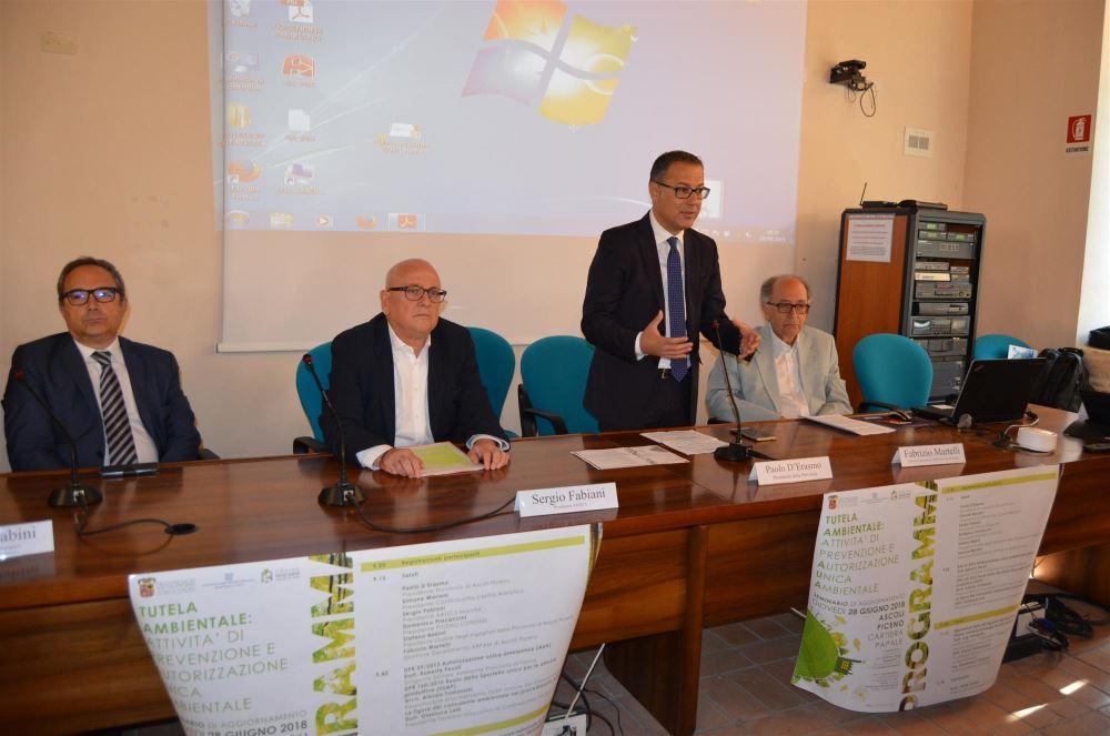 Seminario Aua: tutti uniti per tutelare l'ambiente