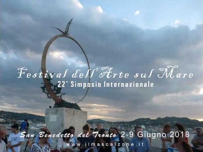22° Festival dell'Arte sul Mare: video – immagini