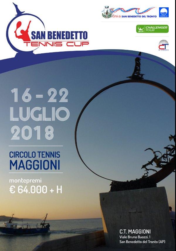 San Benedetto Tennis Cup, modalità di ingresso