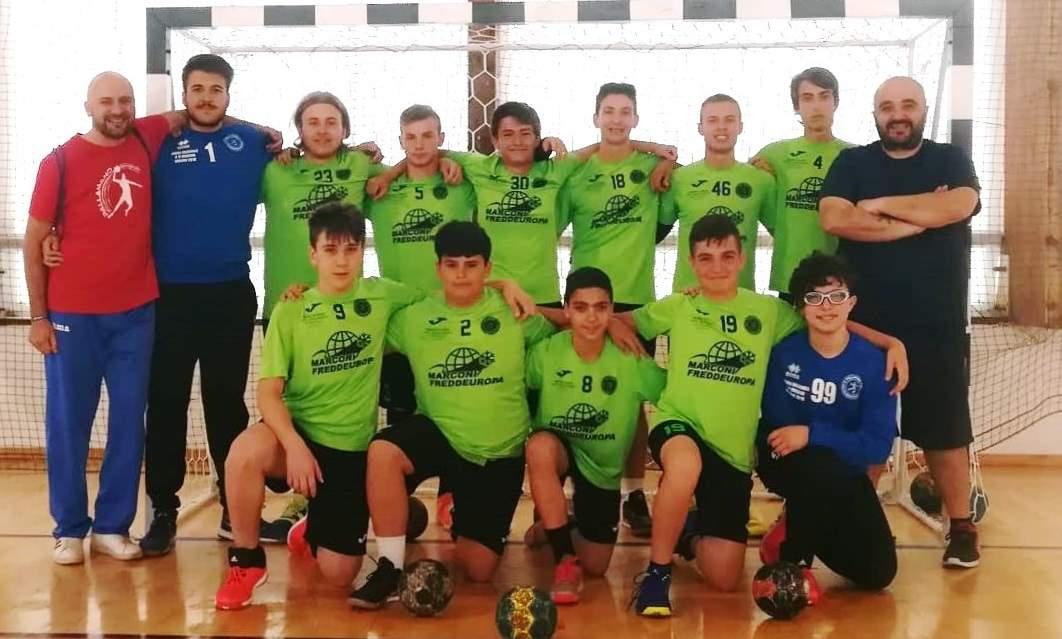 PallaMano, finisce il sogno tricolore dell'Hc Monteprandone U17