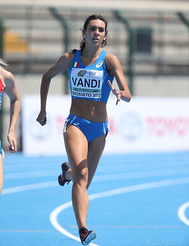 Atletica, Vandi superstar in azzurro: 53.53 sui 400 metri a Jesolo