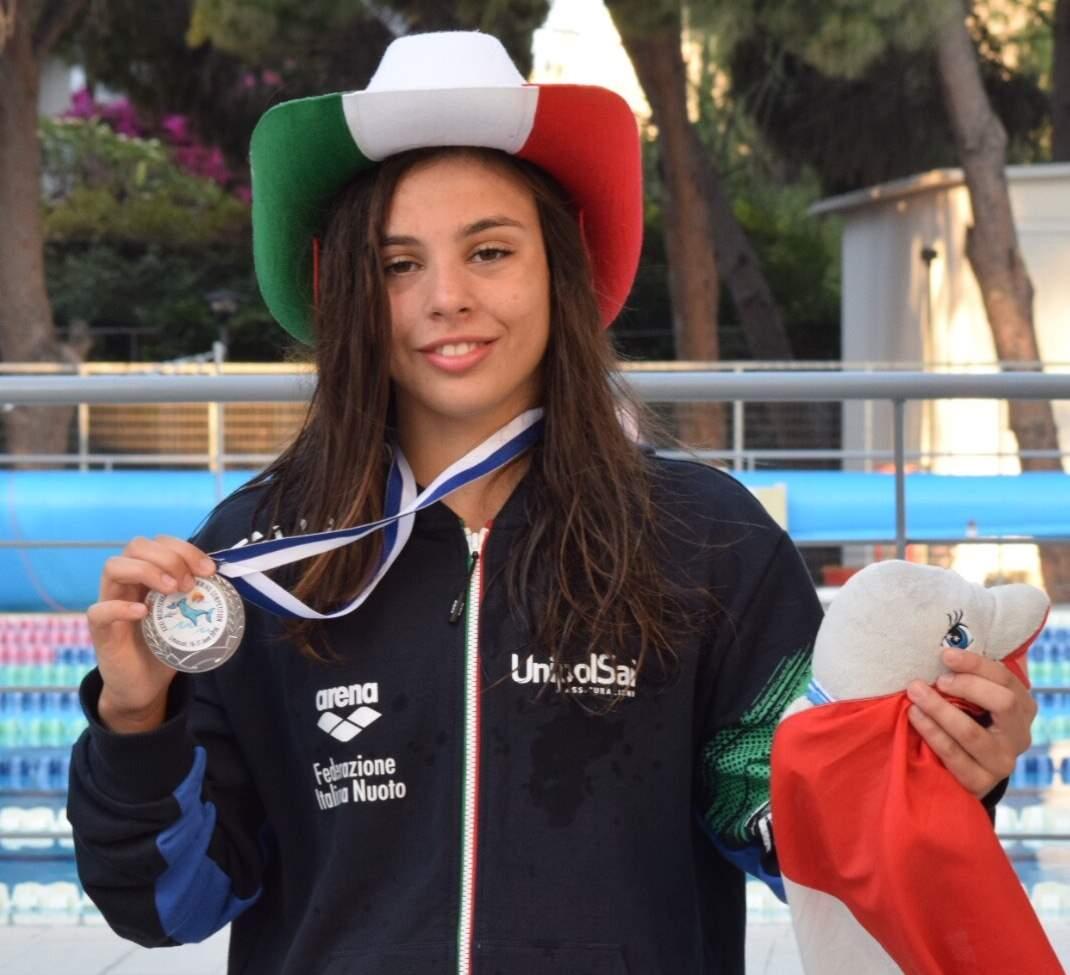 """Lucciarini e Antimiani: """"Immensa soddisfazione per la nostra campionessa Lisa Maria Iotcu"""""""