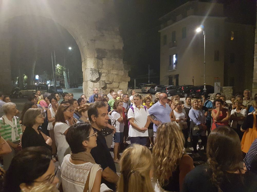 """Continua l'iniziativa """"Salute in cammino Ascoli"""""""