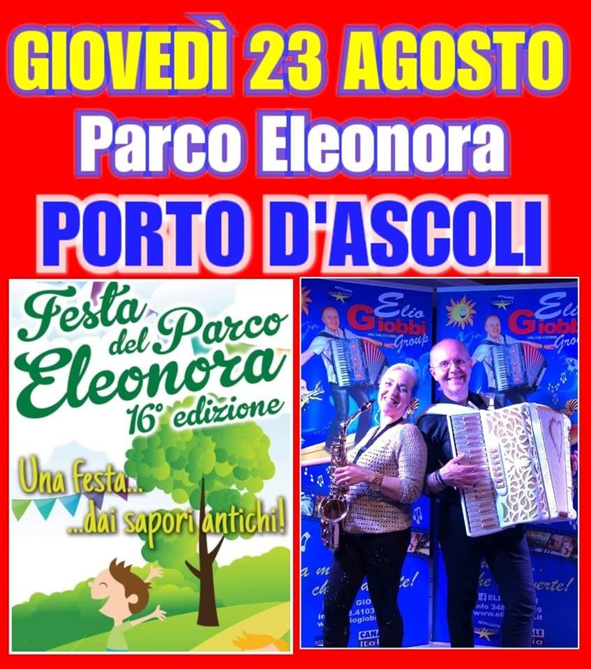 Non una sagra ma una… Festa dai sapori antichi al parco Eleonora ( i numeri vincenti della lotteria)