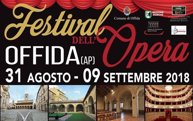 Festival dell'Opera a Offida, evento di apertura al Serpente Aureo