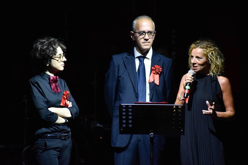 Grande successo per l'inaugurazione del Festival di Popsophia a Civitanova Alta