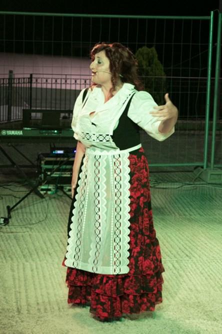 A Gilda Luzzi il talent show 2018