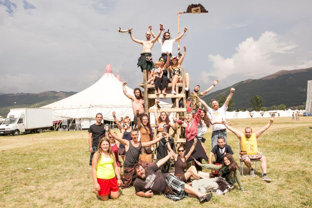 Facce da Montelago Celtic Festival