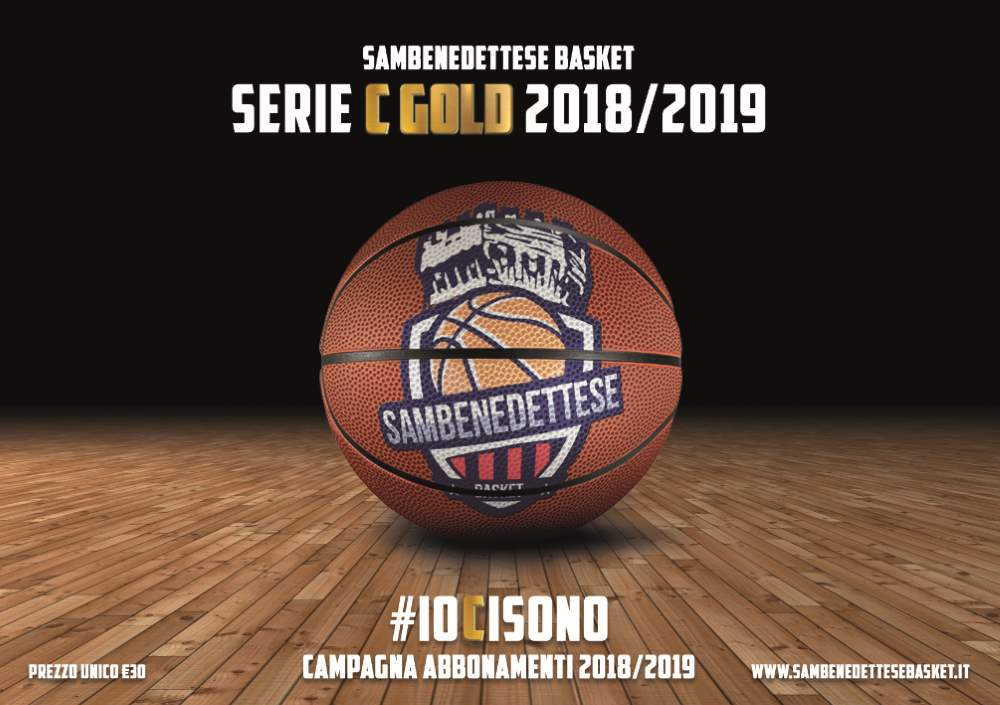 Samb Basket: #ioCisono