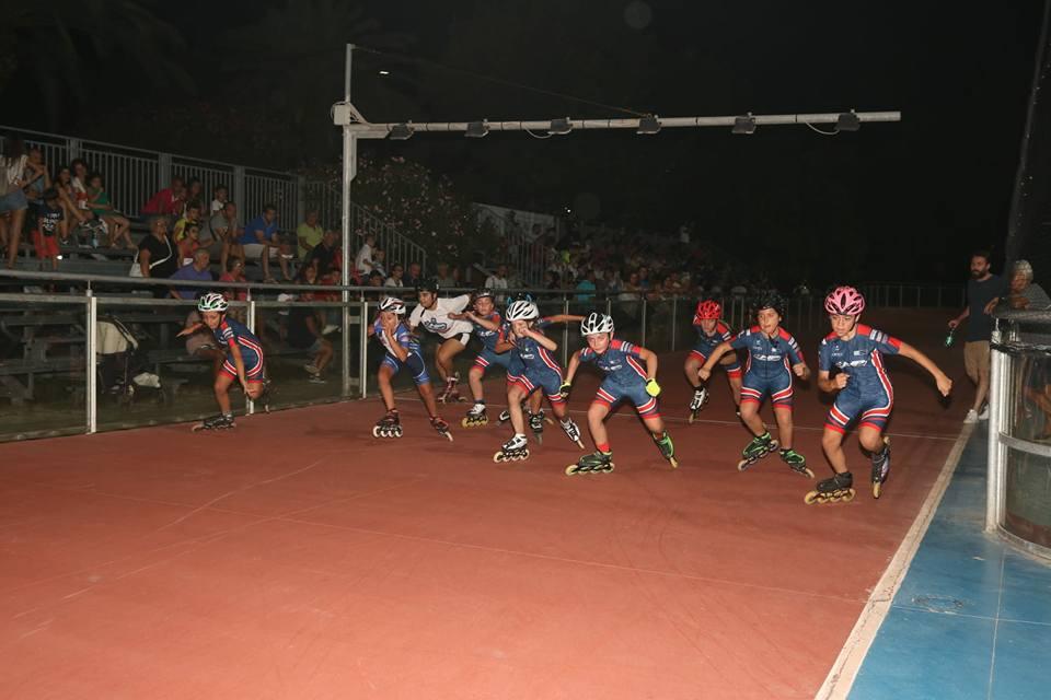 """Sport in Palcoscenico: successo di pubblico per le discipline rotellistiche alla Pista """"F. Panfili"""""""