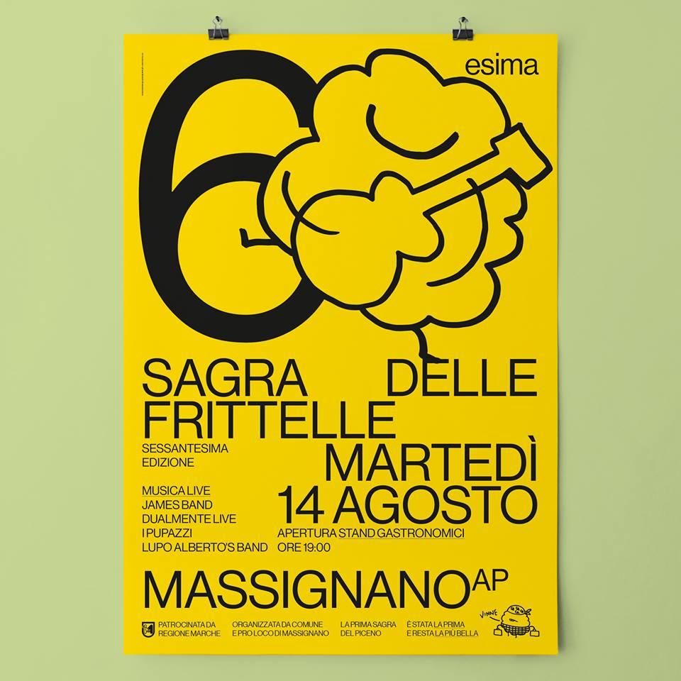 Sagra delle Frittelle di Massignano compie 60 anni!