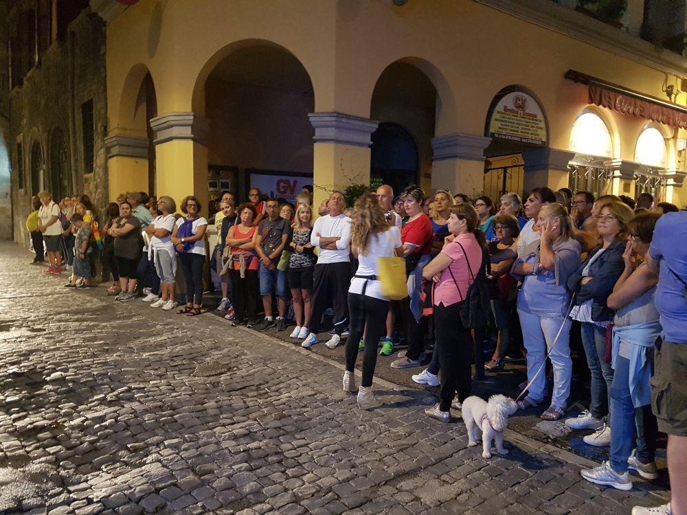 Salute in cammino Ascoli sulle chiese scomparse