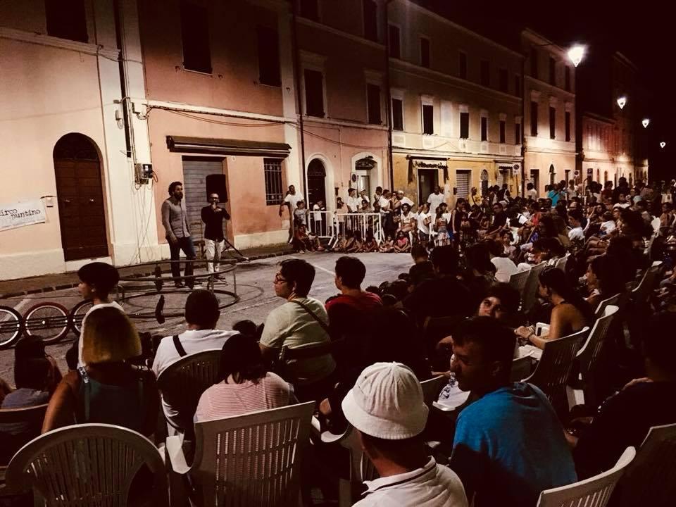 """A Montemarciano oltre 1000 persone per lo street Fest """"Metti un martedì in via Falcinelli"""""""