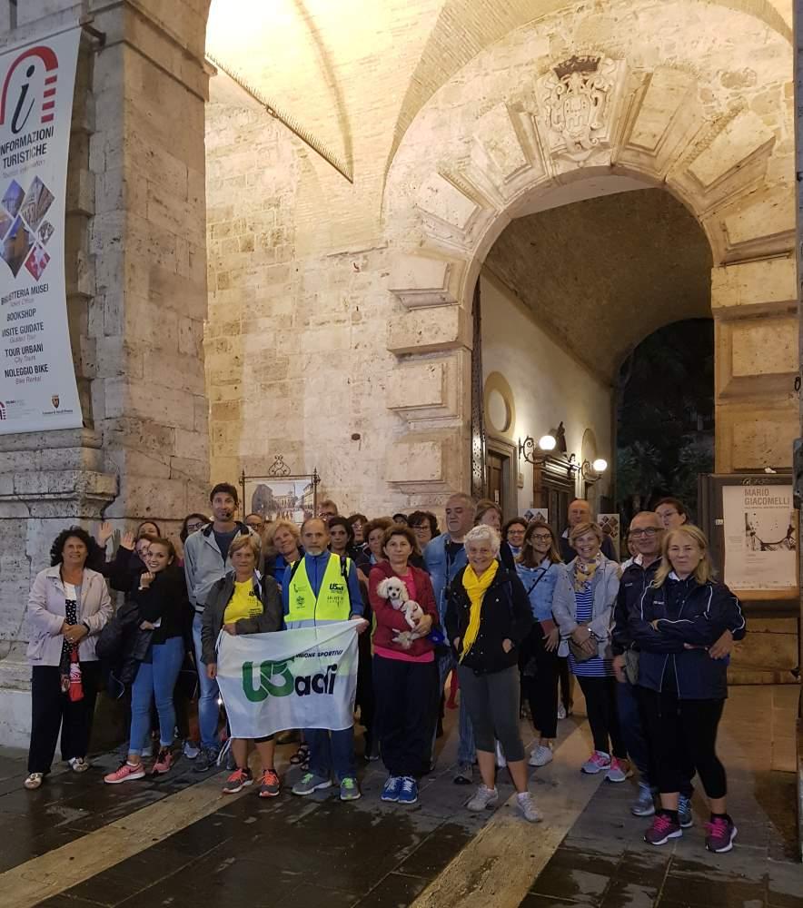 """Lunedì 24 settembre torna """"Salute in cammino Ascoli"""" con una camminata sui luoghi della ceramica"""