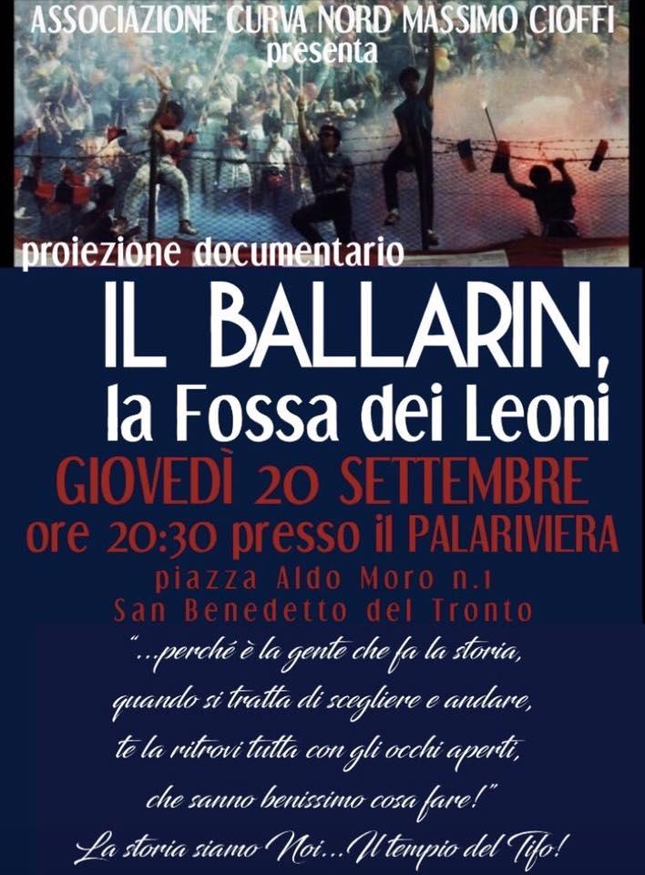 Il Ballarin, La Fossa Dei Leoni