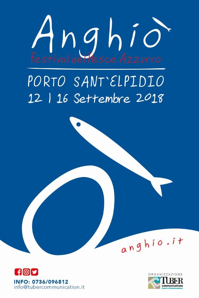 Festival del pesce azzurro in centro: dal 12 al 16 settembre ritorna Anghiò