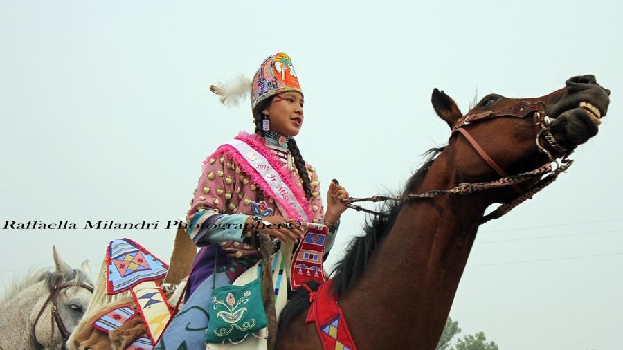 Raffaella Milandri: i viaggi e le riserve indiane