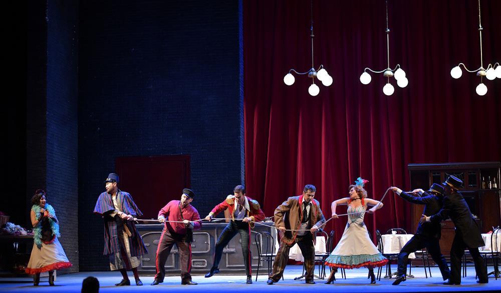Le Metamorfosi di Pasquale in scena al Teatro Pergolesi di Jesi