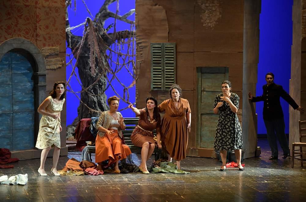 """Domani """"Il noce di Benevento"""" al Teatro Pergolesidi Jesi: prima esecuzione italiana in tempi moderni"""