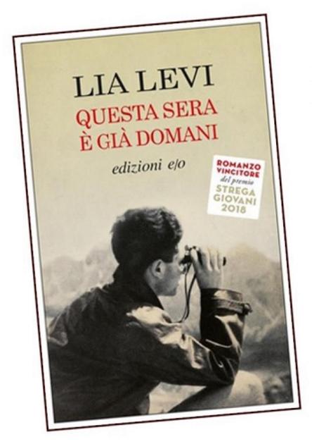 La vincitrice del Premio Strega Giovani Lia Levi sarà lunedì mattina a San Benedetto dove incontrerà gli studenti del Liceo Scientifico Rosetti e del Classico Leopardi