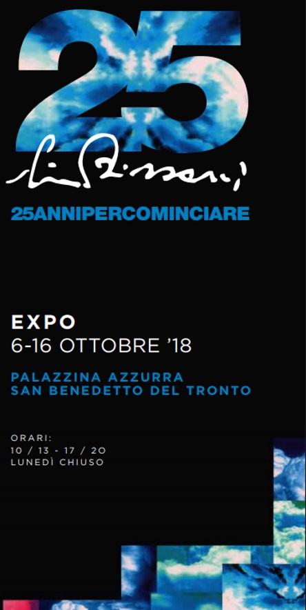 """Bizzarri, Expo """"25 anni per cominciare"""""""