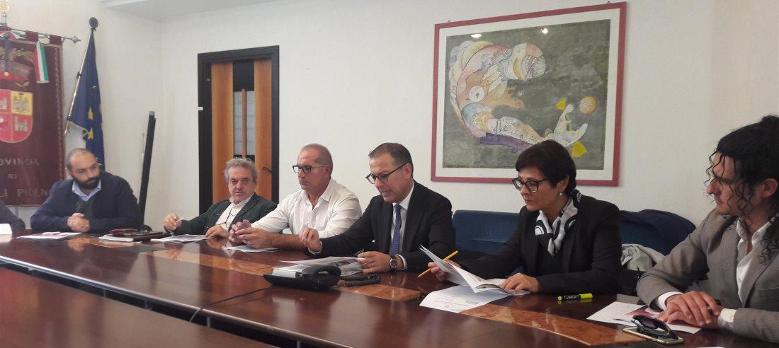 Rendicontazione istituzionale di fine mandato: il Presidente D'Erasmo e i Consiglieri hanno illustrato il lavoro svolto