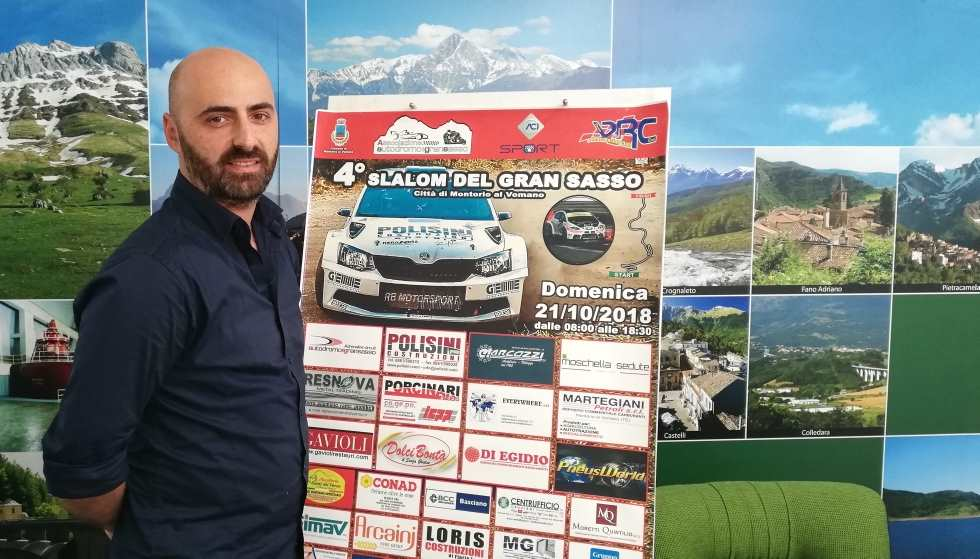 Domenica a Montorio si corre il 4° Slalom del Gran Sasso