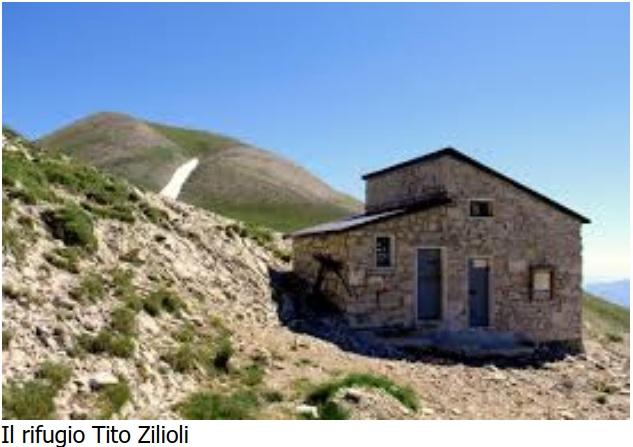 Il Rifugio Zilioli sul Monte Vettore sarà ricostruito ex novo
