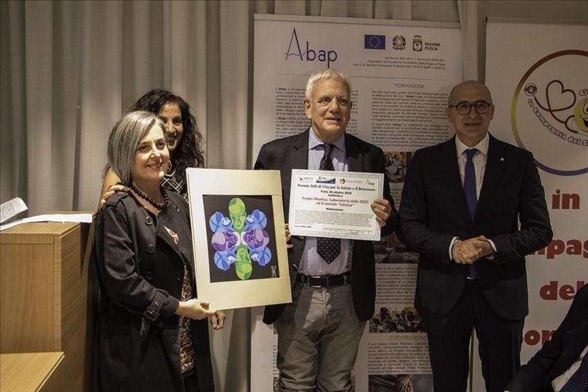 "Premiato a Trani il dottorato Eureka ""EduEat"""