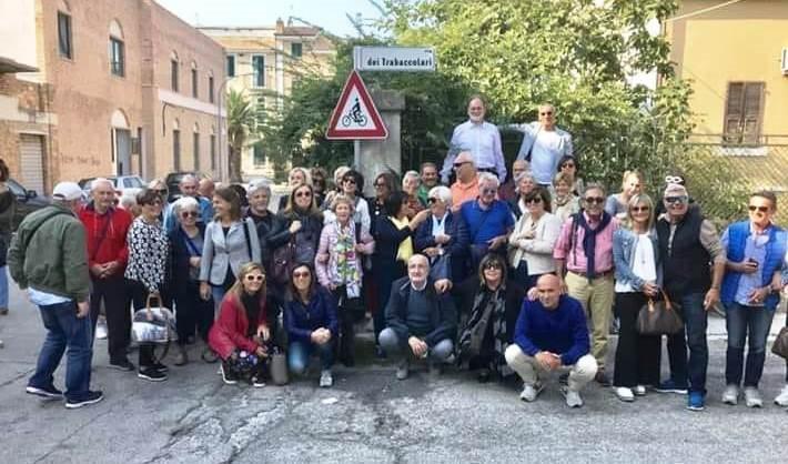 Delegazione di Viareggio in Città per la Festa del Patrono