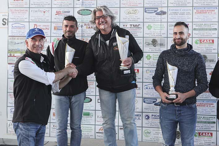 Automobilismo, a Luca Filippetti di Loreto il 2° Formula Challenge Città di Spinetoli