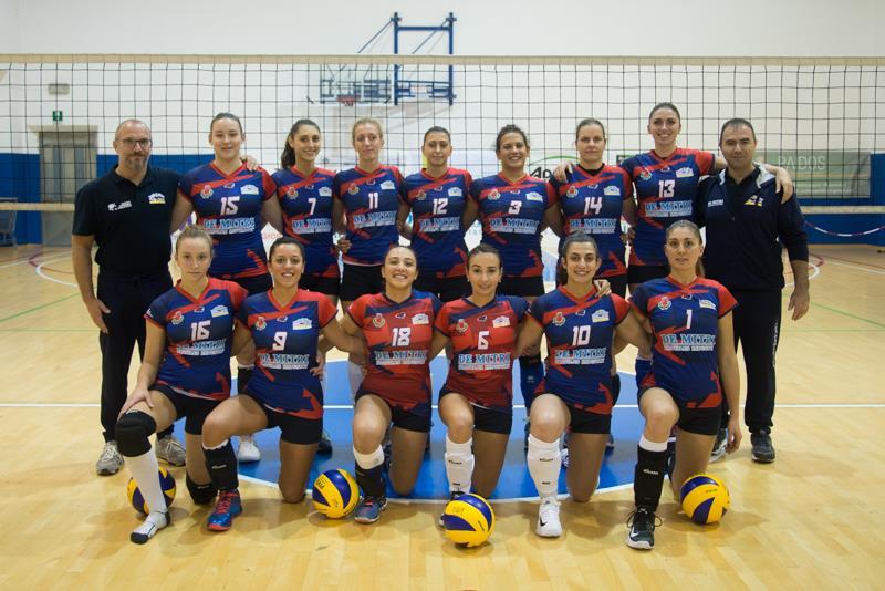 PallaVolo, esordio in serie B2 femminile per la Volley Angels
